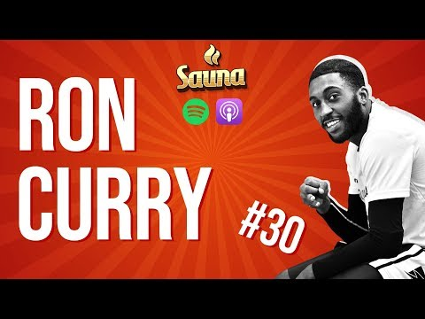 """🔥Ron Curry (VEF Riga) on basketball, hip-hop and all things pop culture 