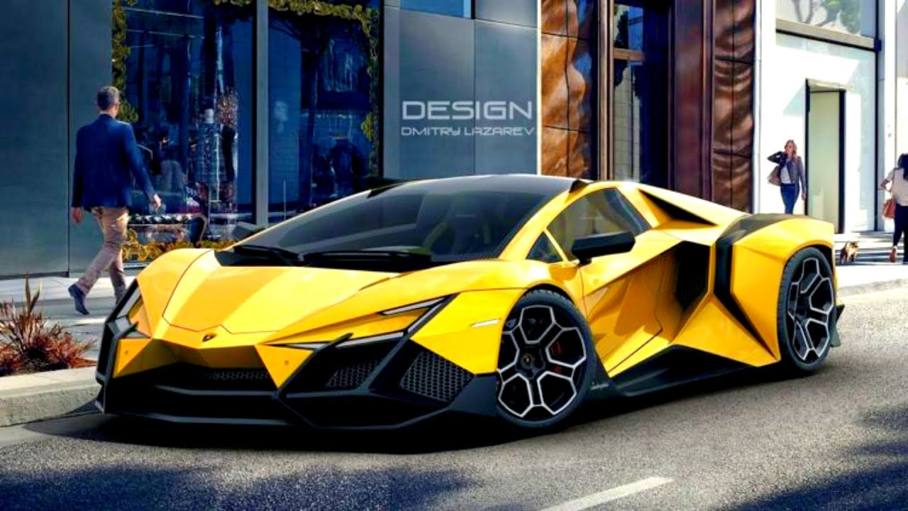 Top 10 Most Expensive Lamborghini in the World | 60 Crore Rs | - YouTube