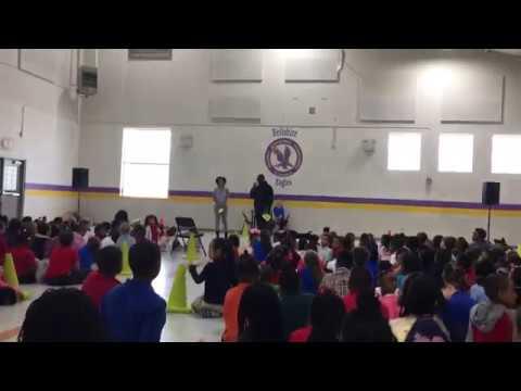2019 Bellshire Elementary School Black History Program Pt. 5