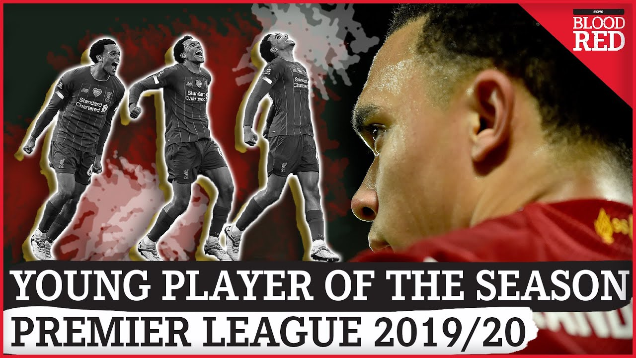 Young Player of the Season | Trent Alexander-Arnold | Premier League x TAG Heuer