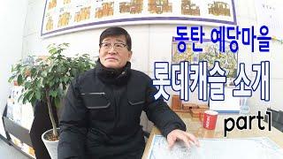 [영소장's크라쓰] 동탄1기 신도시 롯데캐슬 아…
