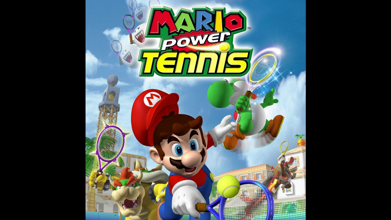 Mario Power Tennis Soundtrack - 89. Trophy Celebration - Yoshi #1