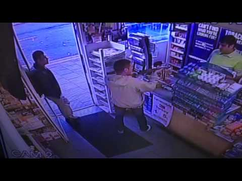 Attempted Armed Robbery - Swansea