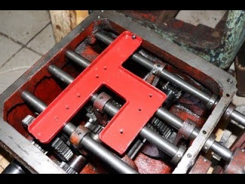 1А616 Доработка коробки скоростей