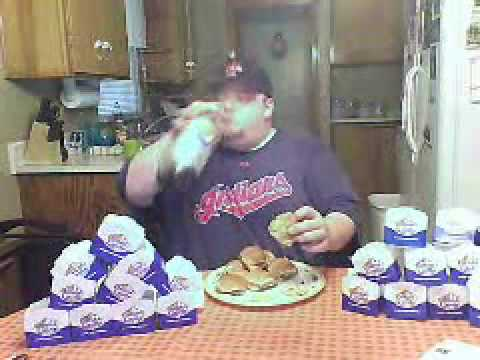 white castle challenge 17 in 10 minutes