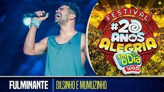 Dilsinho - Trovão (Festival da Alegria 2017)