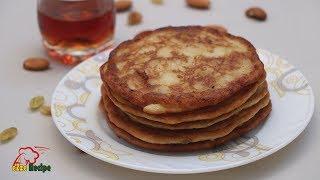 সম্পূর্ণ নতুন রেসিপি বিকেলের নাস্তায় সহজ ও মজাদার চিড়া বাদামের পিঠা   Chira Badamer Pitha   Pancake