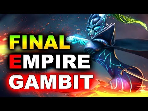 EMPIRE vs GAMBIT - CIS FINAL - StarLadder ImbaTV MINOR DOTA 2 thumbnail
