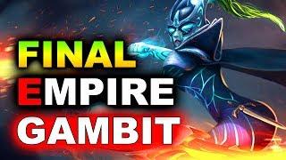 EMPIRE vs GAMBIT - CIS FINAL - StarLadder ImbaTV MINOR DOTA 2