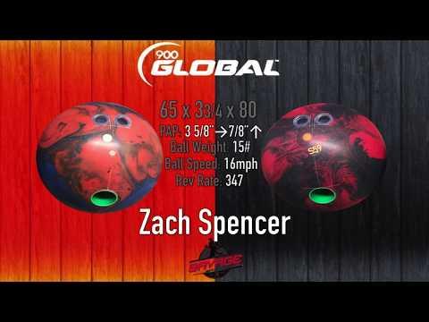 900 Global Absolute Truth/X^2 - Zach Spencer - Savagebowling.com