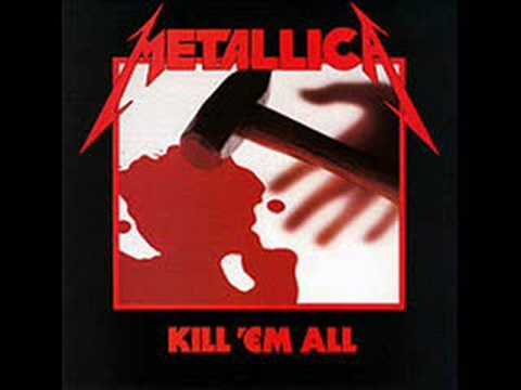 Metallica Am I Evil? Studio Version