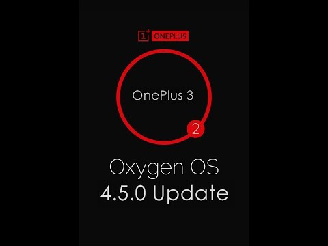 OnePlus 3 OxygenOS 4.5.0 New Features Hands On