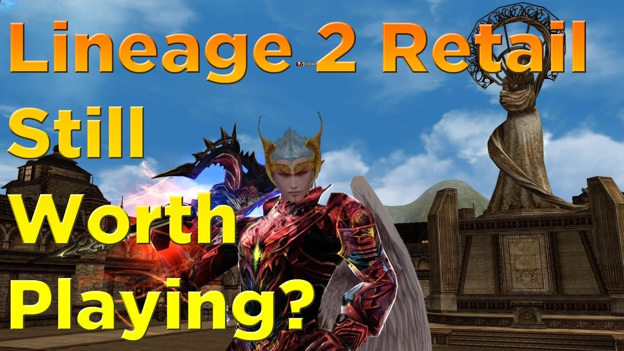 Is Lineage 2 Retail Worth Playing In 2018 - Lineage 2 Salvation FINALE -  Episode 17