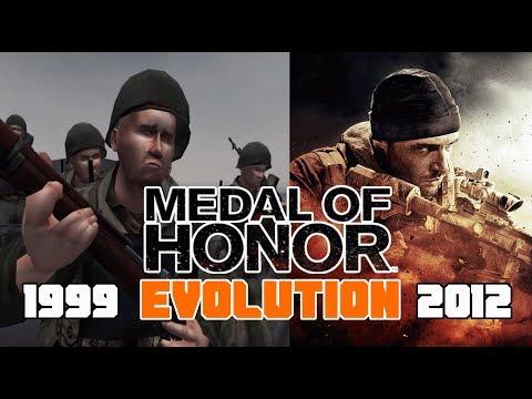 Эволюция игр Medal Of Honor | все части [1999 - 2012]