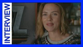 WE BOUGHT A ZOO: Scarlett Johansson Interview