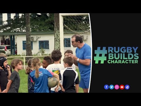 CRAC: Building a rugby family in Côte d'Ivoire