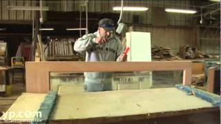 Mick's Door Shop Recycled Wood Doors In Santa Rosa