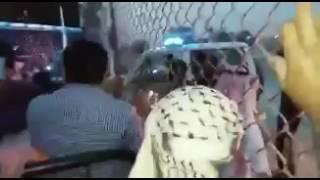 عمالة وافدة تحتجز ضابط شرطة  في السعودية !!