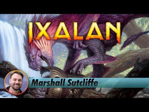 Channel Marshall - Ixalan Draft #7