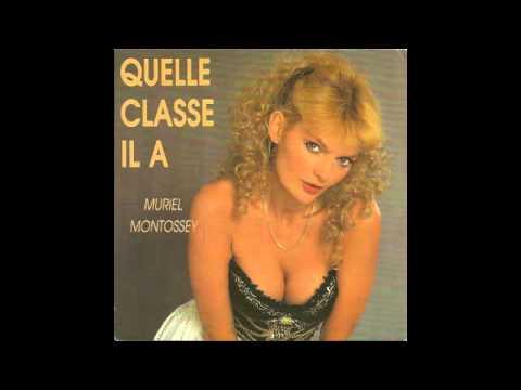 Muriel Montossey  Quelle classe il a France, 1989