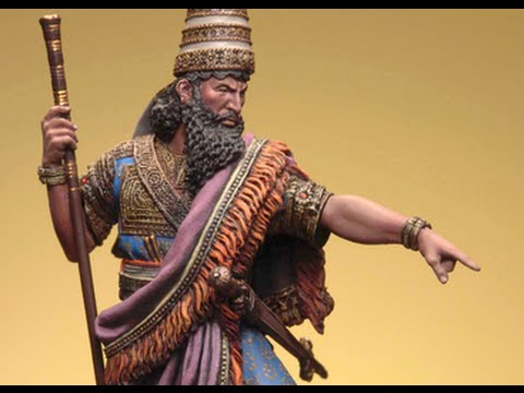 The Sargon Legend (Full Text)
