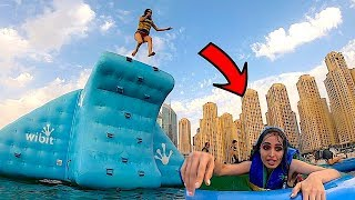 Dubai's Craziest Waterpark !!!