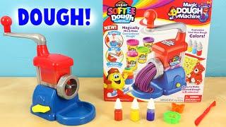 Cra-Z-Art Softee Dough Clay Maker - DIY Make Your Own Dough Colors!