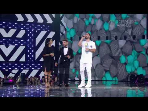 Top Music Awards 2016, Ledri Vula  fiton Cmimin My Music Hit of the Year