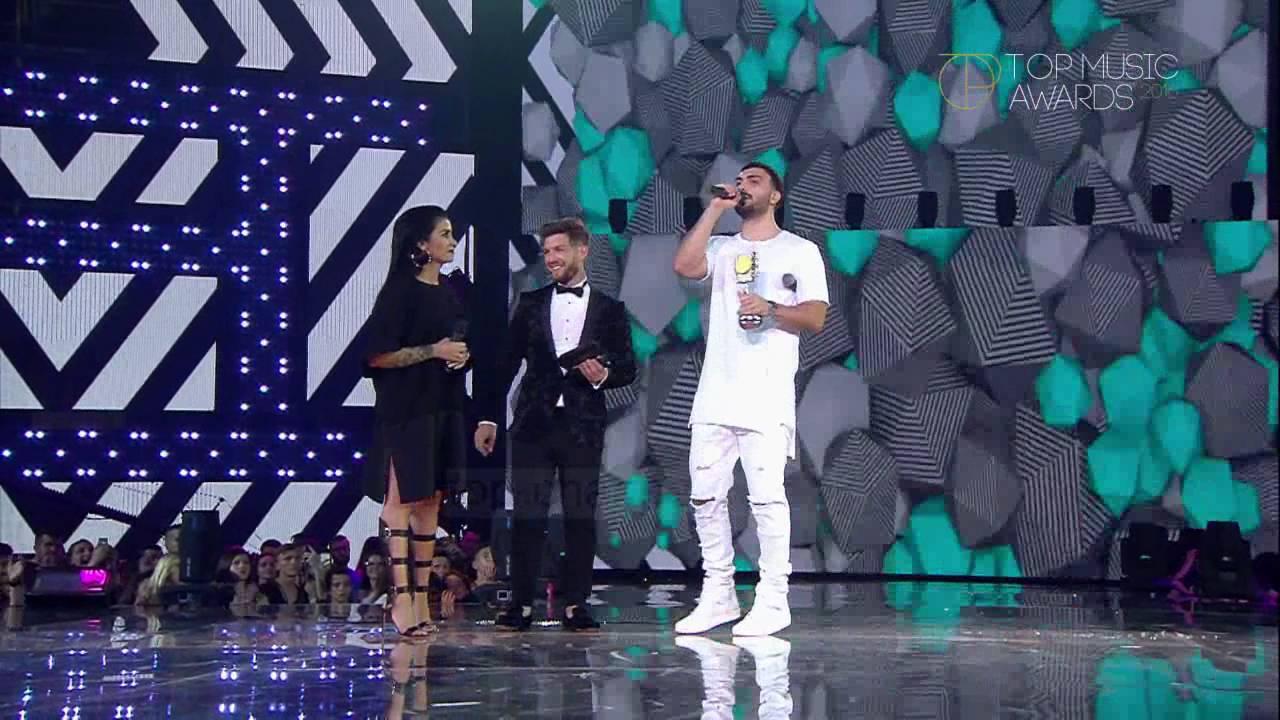 Top Music Awards 2016, Ledri Vula  fiton Cmimin My Music Hit of the Year