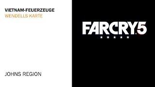 Far Cry 5 - Alle Vietnam Feuerzeuge Fundorte & Nebenmission