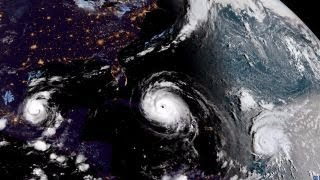 Are hurricanes distracting from true signs of the end times? Video