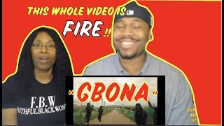 Download lagu Burna Boy - Gbona (Official Music Video) | (THATFIRE LA) Reaction