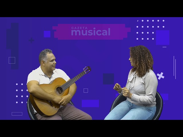 Gazeta Musical com Igor Coimbra
