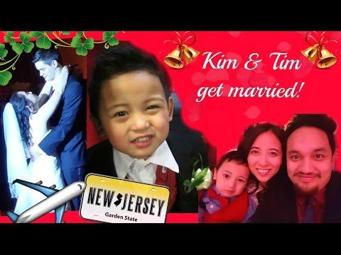 Ate Kim and Kuya Tim's Wedding!