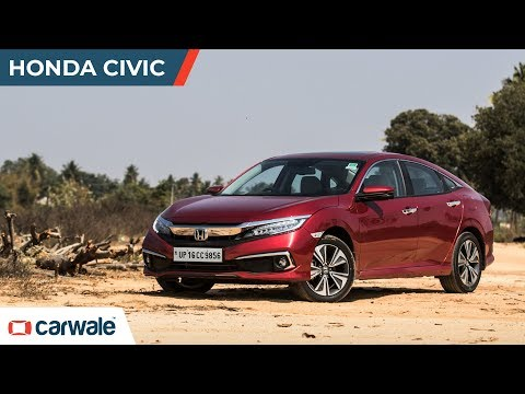 Honda Civic | Still interested in an SUV? | Test | 4 minute Review | CarWale