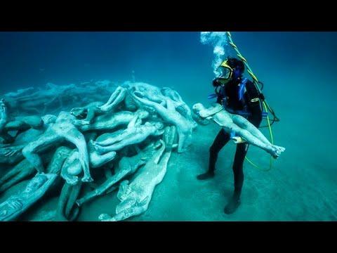 पानी में हुई अद्भुत खोजें | 10 Amazing Things Discovered Und