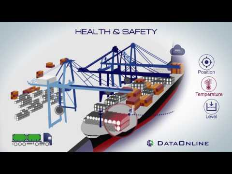DataOnline - ISO Tank Monitoring