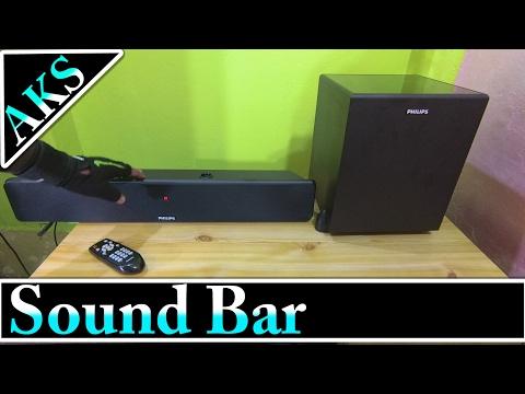 Philips DSP475U Sound