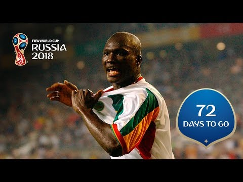 72 DAYS to GO! The World Cup lands in Asia