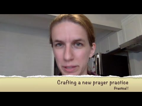 Prayer Course - Week 3