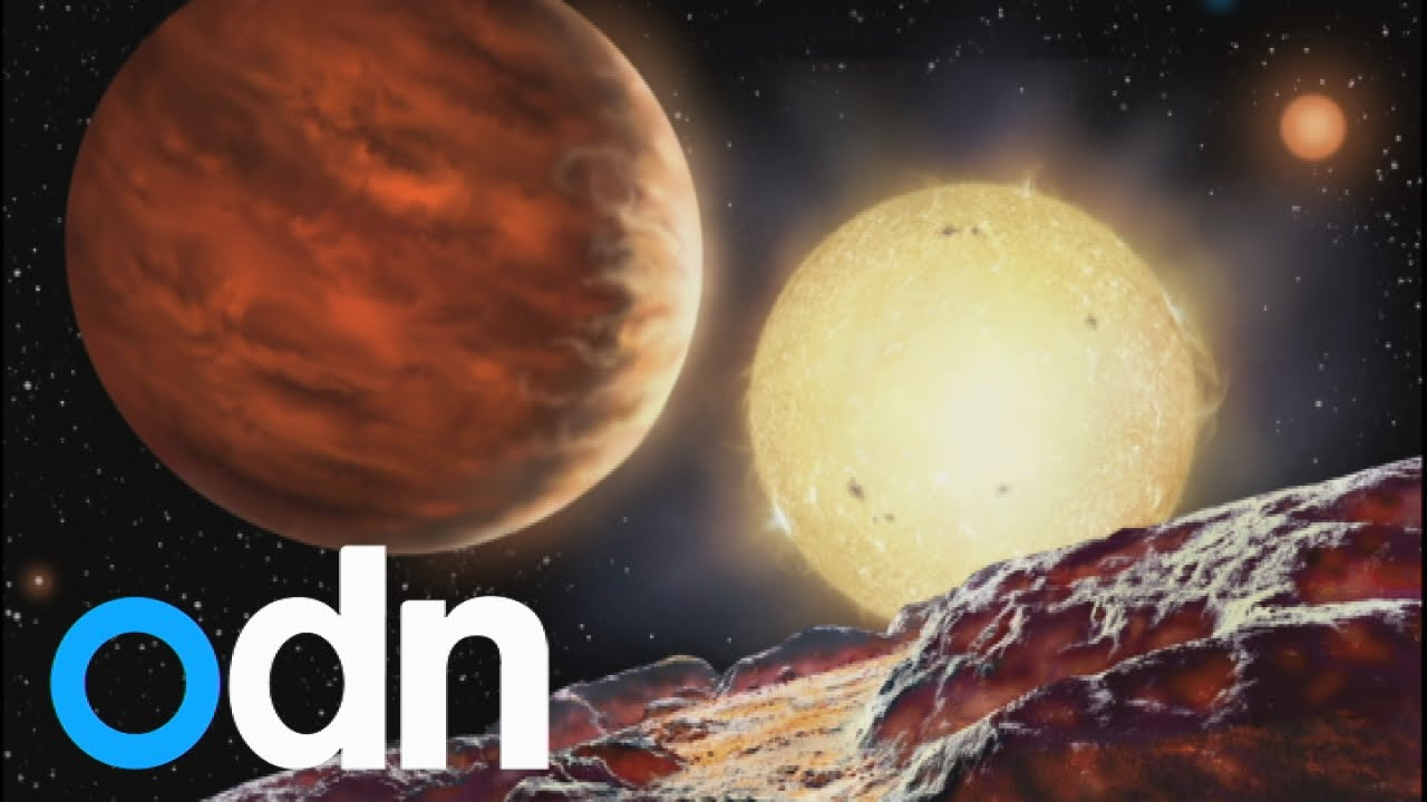 British teenager discovers distant planet while on work ...
