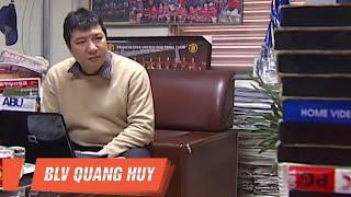 """Tiết lộ """"BST cực hiếm"""" & """"đam mê lạ"""" khiến BLV Quang Huy dành cả tuổi thanh xuân theo đuổi   SX 2011"""