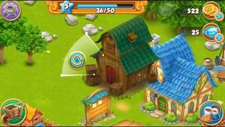 Village and Farm หมู่บ้านฟาร์ม แนะนำการเล่น screenshot 1