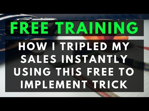 How to INCREASE Sales Conversions on Your Website for Your Online Business using This FREE Method