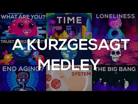 A Kurzgesagt Medley -- Piano Solo