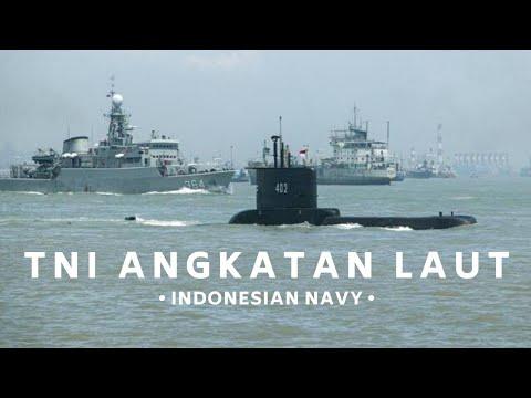 Lagu Mars TNI AL & Lirik