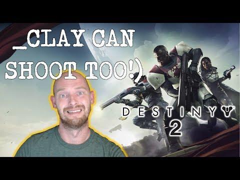 SUPERNATURAL BLASTINGS | Destiny 2 Beta Game Play By Clay