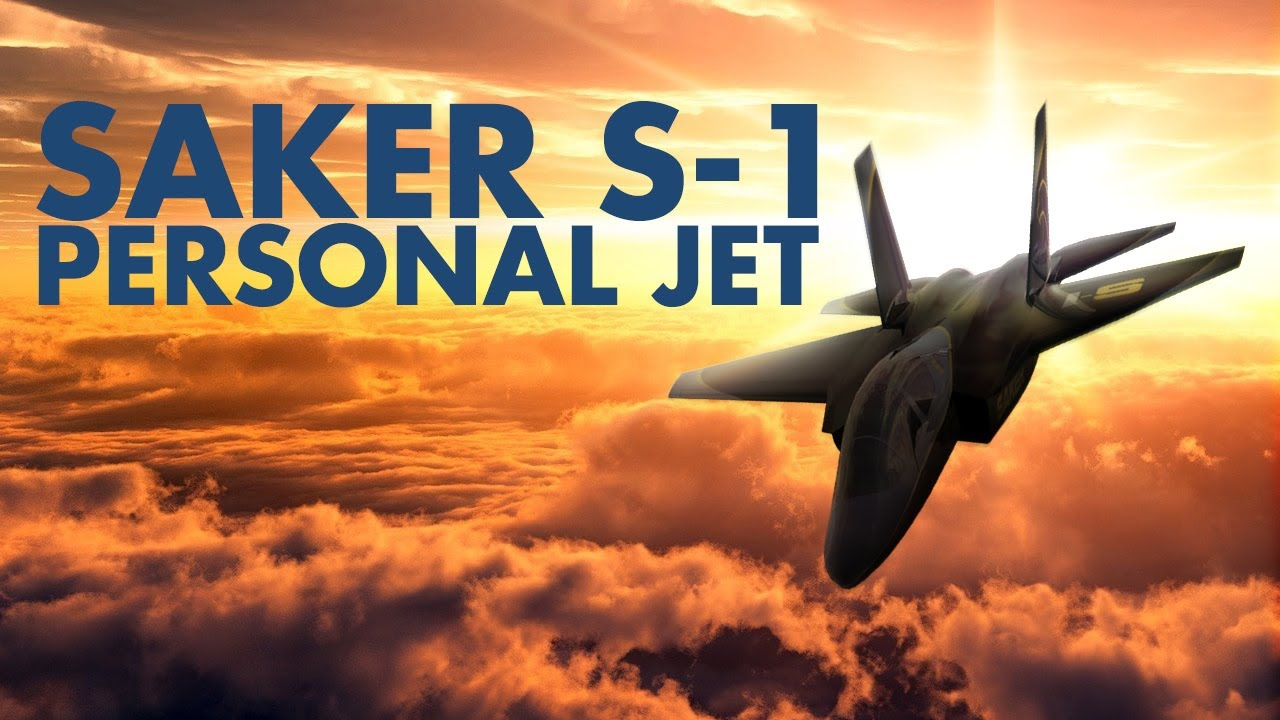 This Is Fastest Personal Aircraft Ever Made (Saker S-1)
