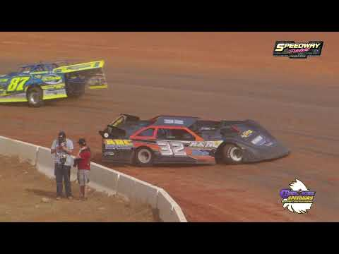 Super Late Model B Main Cherokee Speedway March 24, 2019