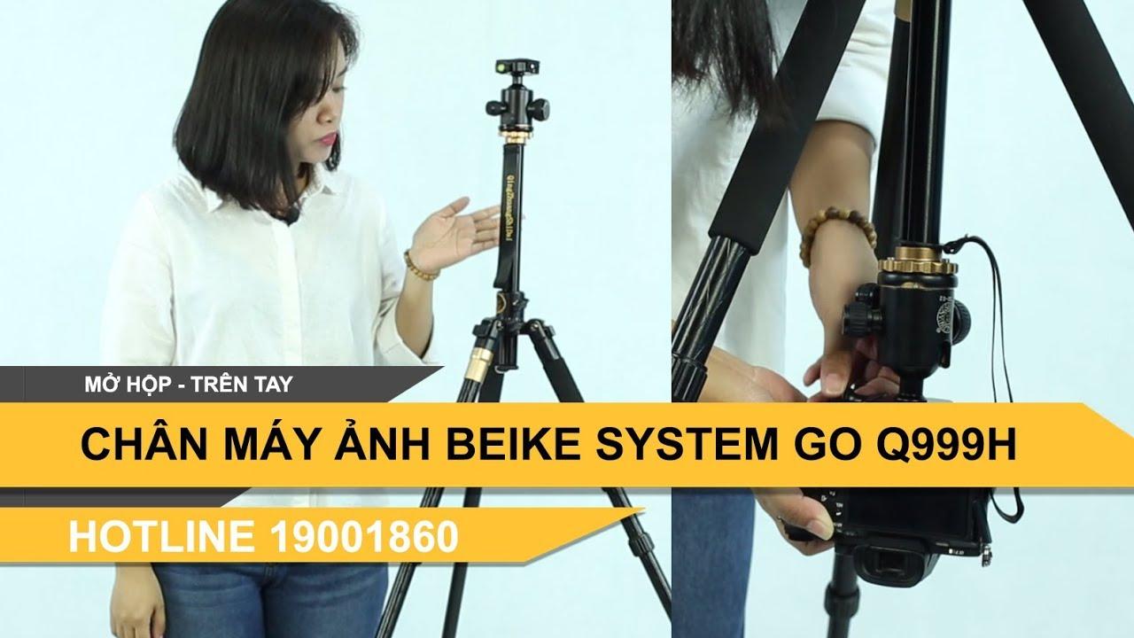 Chn My Nh Beike System Go Q999h Quay Topshot Tho Ri Thnh Tripod Qzsd 02 Q666 Monopod